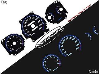 LETRONIX Plasma Tacho Tachoscheiben geeignet für Auto Civic 0 220Km/h 8000U/Min