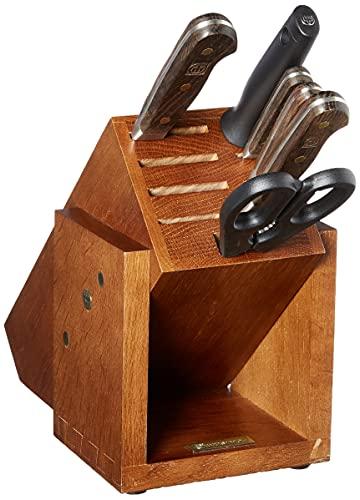 Wüsthof Crafter, Brown, 7 Piece