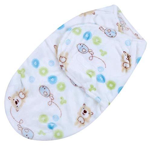 Irinay Baby Couches Couverture Souple Couverture Nouveau Casual Chic Né Sac De Couchage Simplicité Style Classique De La Mode (Color : Little Bear, Size : Size)