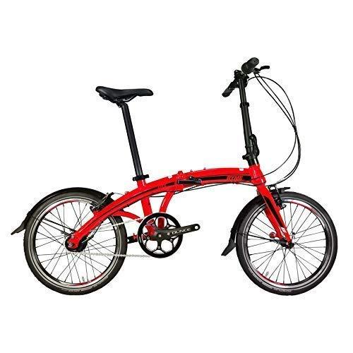RYMEBIKES Bicicleta Plegable 20´´ City...