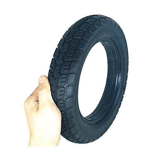 HZWDD Neumáticos sólidos de 12 Pulgadas 12.5X2.50, neumáticos inflables gratuitos de 12 1/2X2 1/4 (62-203), Bicicletas eléctricas/sillas de Ruedas y Otros neumáticos similares