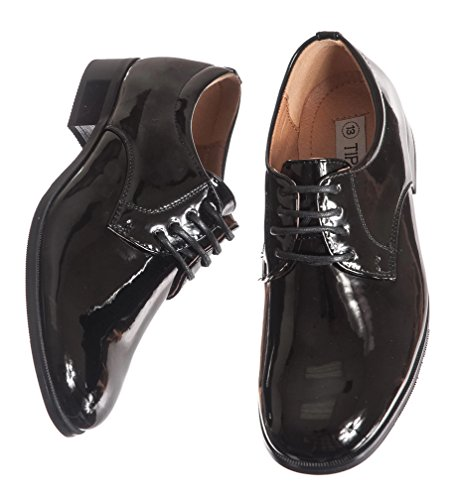 Top 10 best selling list for black shiny formal shoes
