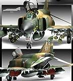 ACADEMY 12294 Kit de modèle en plastique pour avion 1/48 'Vietnam War' USAF F-4C Phantom 2