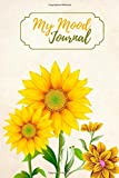 "My Mood Journal: Monitor Your Mood, Medication, Anxiety & Depression Level, Keep Healthy Track of Your Emotion Diary, Gifts for Mom, Mum, Women, Men, ... 6"" x 9"", 110 Pages. (Mental Health Care Logs)"