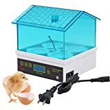 Best Incubators - LIUCOGXI Eggs Incubator Small House with Automatic Humidity Review