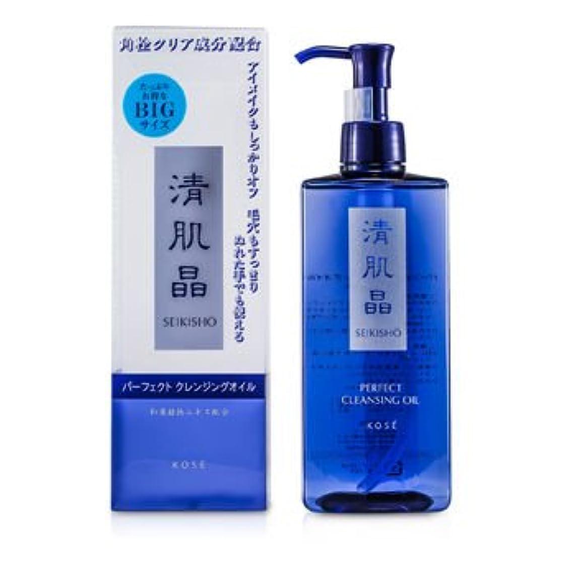 すばらしいです警戒検査コーセー Seikisho Perfect Cleansing Oil 330ml/11oz並行輸入品