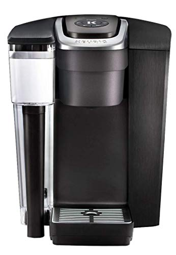 "Keurig K1500 Coffee Maker, 12.4"" x 10.3"" x 12.1"", Black"