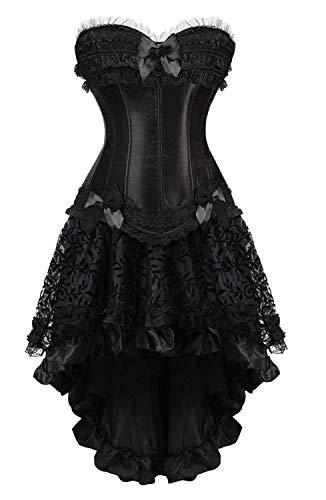 Crystallly Vestido De Ramillete Encaje Las Asimétrico