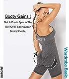 Zoom IMG-2 durofit shorts donna sportivi con