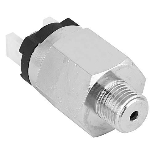 Interruptor de presión cerrado, regulador de presión de la bomba en el rango del interruptor: -5 ~ 60 °C, 100 VA, 24 VA, fabricado en acero inoxidable.