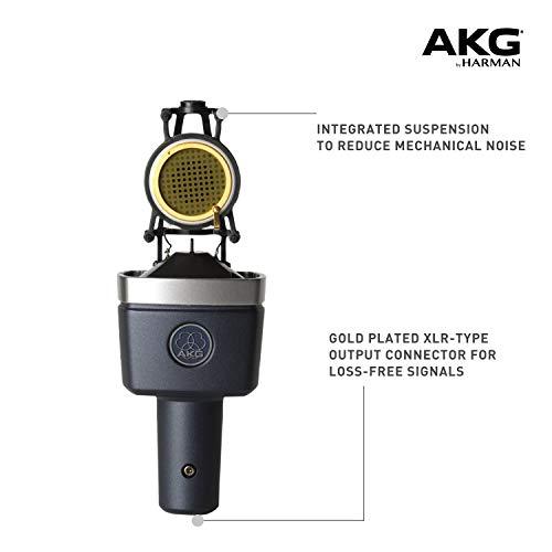 AKGC214コンデンサーマイク正規輸入品