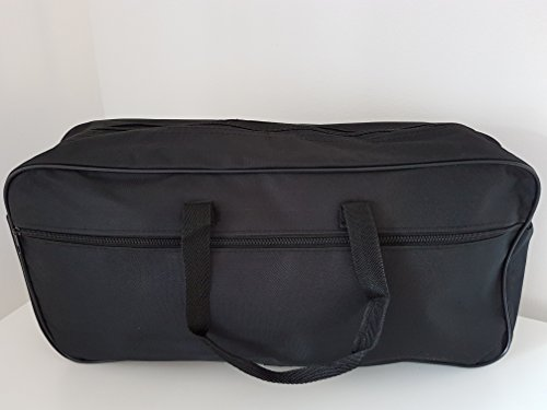 Unbekannt Racing Systems Black Economy Extra Stark Nylon Kennzeichentasche Zulassungstasche Nummernschildtasche Schildertasche