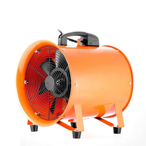 Futchoy Ventilatore Industriale Ventilatore Ventilatore Ventilatore Industriale 12 Pollice Aria Assiale Metallo Ventilatore Officina Ventilatore Ventilatore Ventilatore