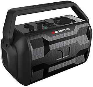 Monster NOMAD 30-Watt Bluetooth Speaker, NFC, indoor/outdoor weather resistant, USB port