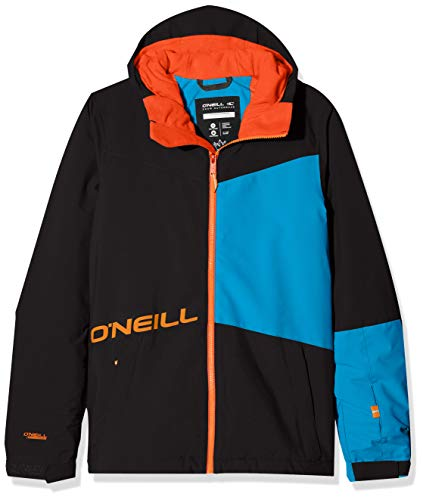 O'Neill Jungen Statement Jacket Snow, Bright orange, 176
