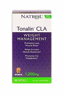 Natrol Tonalin Cla 1200Mg 90 Sgel