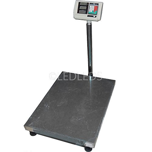 BILICO BILANCIA DIGITALE 1000kg 1T ELETTRONICA DISPLAY LCD DIGITALE