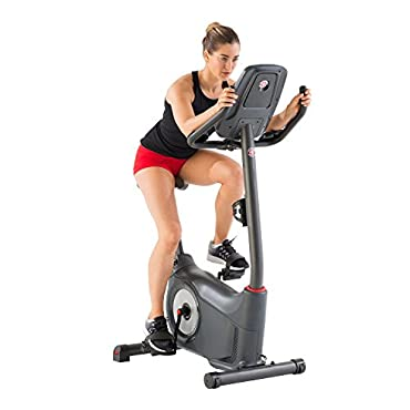 Schwinn 170 Bluetooth Upright Bike Syncs with RideSocial & Schwinn Trainer App