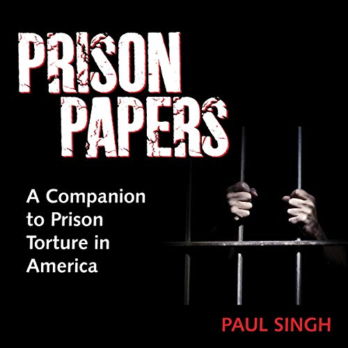 Prison Papers audiobook cover art