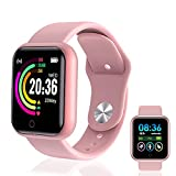 Smart Watch,Smart Watches with Blood Pressure,Blood Oxygen Monitor,Fitness Tracker with Heart Rate Monitor,with Pedometer Activity Fitness Watch for Women/Men,Fitness Smartwatch for Android/IOS Phones