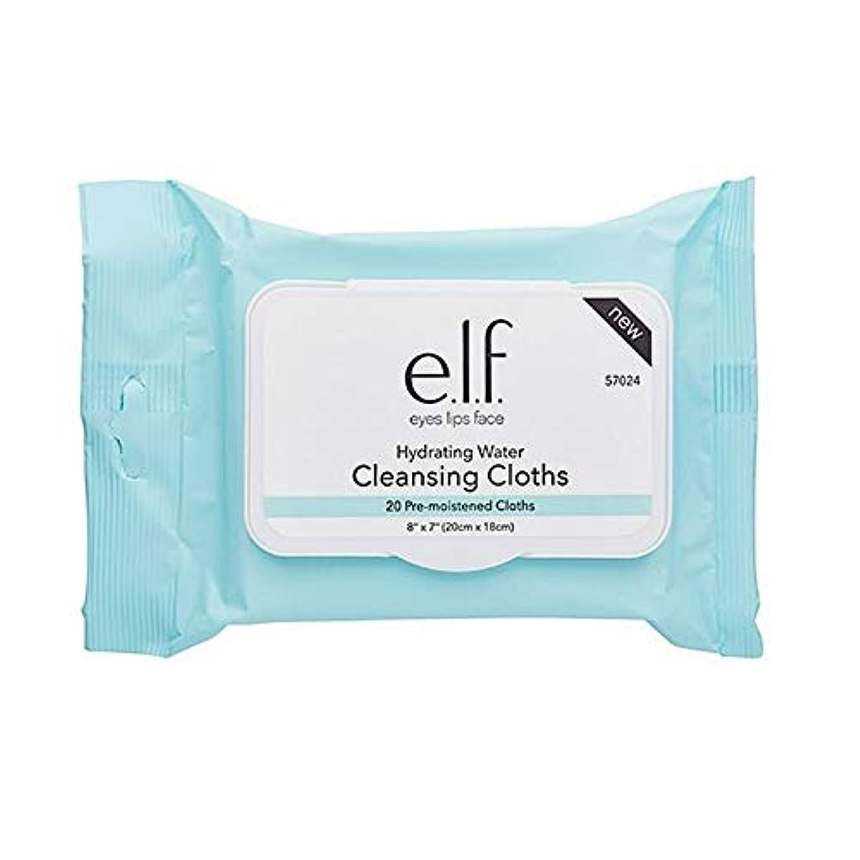 白菜からに変化する遺伝的[Elf ] エルフ。クレンジング布を水和X20 - e.l.f. Hydrating Cleansing Cloths x20 [並行輸入品]