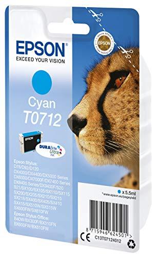 Epson C13T07124022 Inchiostro, Ciano