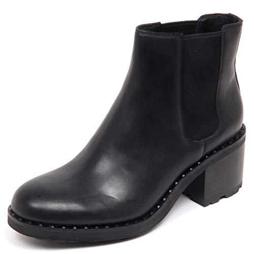 ASH F5784 Tronchetto Donna Black XAO Scarpe Boot Shoe Woman [37]