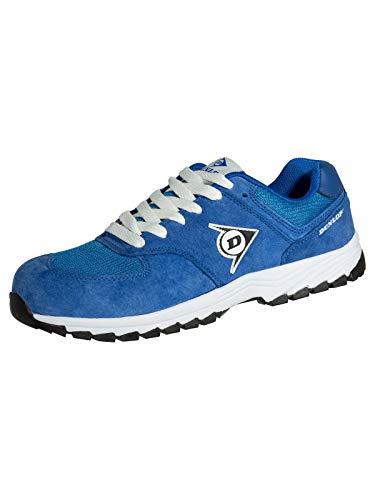 Dunlop arro04360 Flying Arrow Chaussures basses Baskets de sécurité S3, 36, bleu