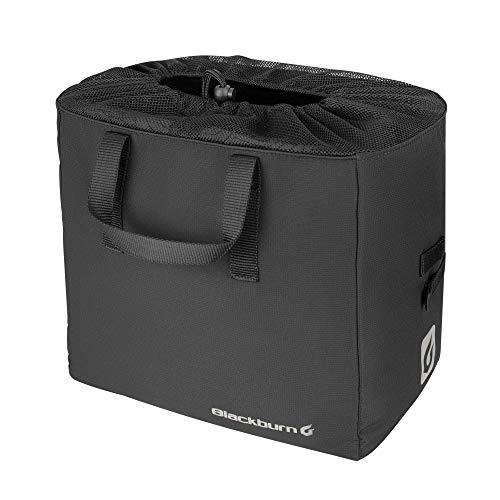 Blackburn Local Grocery Bike Bag (Black, One Size)