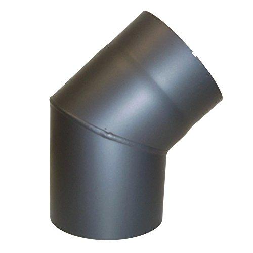 Kamino - Flam – Codo para chimenea de leña y estufa de le