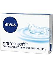 Nivea Crème Soft crèmezeep, verpakking van 6 (6 x 100 g)
