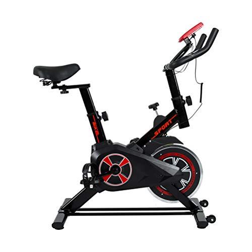 que es el volante de inercia bicicleta estatica