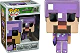 Funko Pop Minecraft Steve in Enchanted Armor (Toys R Us) Exclusive Figure # 324