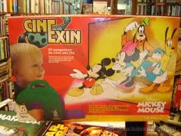 cine exin mickey mouse