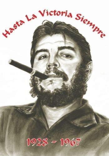 Licensed Che Guevara Póster Bandera 1928-1967 Grande Tela Póster 1110mm X 750mm (Hr)
