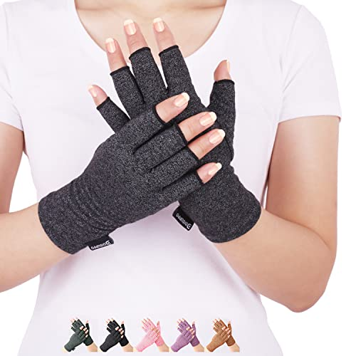 Arthritis Compression Gloves Relieve Pain from Rheumatoid, RSI,Carpal Tunnel,...