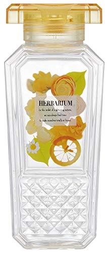 スケーター 香水瓶風 水筒 ウォーターボトル ハーバリウム イエロー 530ml PDFB5