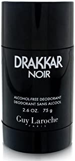 Drakkar Noir By Guy Laroche for Men, Deodorant Stick, 2.6 oz 75 g