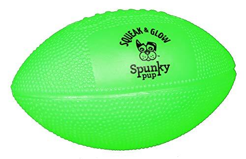 Squeak & Glow Football, (Assorted)