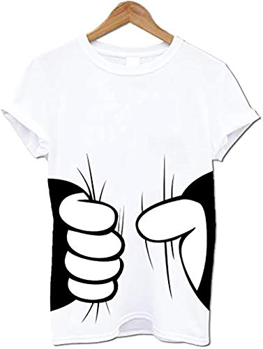Hand Funny Cartoon Grip Hipster T Shirt I Love You Hand Sign Language Kids Crew Neck T-Shirt: Charm Toddler Brush Teeth English - Earrings Roll Ur Poster Use Station White