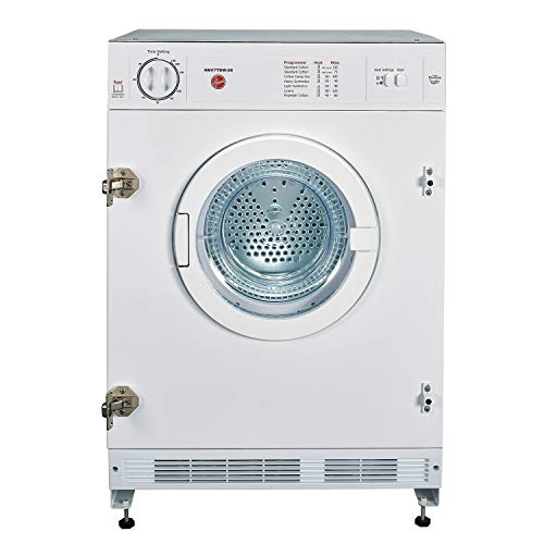 Hoover HBV7TDW 7kg Integrated Vented Tumble Dryer
