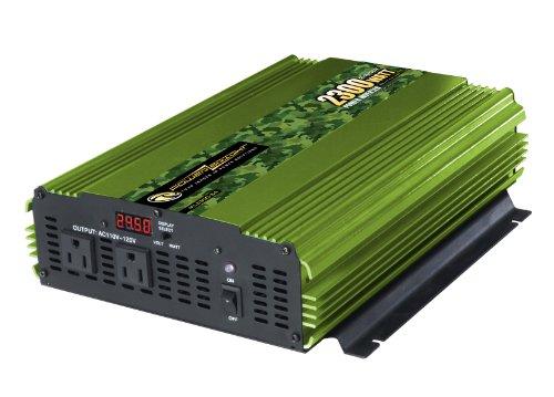 Power Bright 2300 Watt 24V Power Inverter