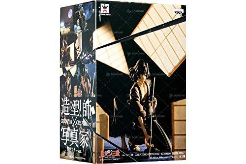 Figura / Statuetta Collezione GOEMON da LUPIN III 3rd Serie CREATOR X CREATOR Banpresto Japan