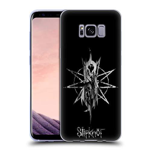 Head Case Designs Offizielle Slipknot Digitaler Stern We Are Not Your Kind Soft Gel Huelle kompatibel mit Samsung Galaxy S8