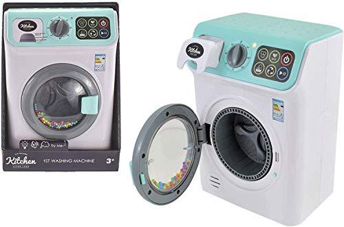 infunbebe Mein Erster Waschmaschine mit Licht und Klingen Spielzeug