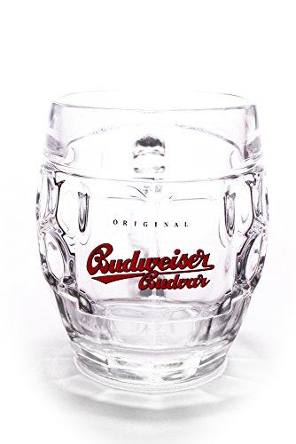 BUDWEISER Bier Krügerl Augenkanne 6...