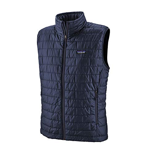Patagonia M's Nano Puff Vest Weste, Herren XL Klassisch Marineblau