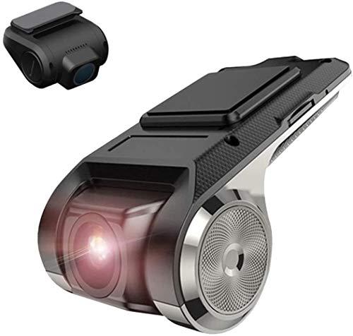 Dash Cam 1080P della macchina fotografica del precipitare per le auto, la macchina fotografica del precipitare, 150 grandangolo, la registrazione in loop, sensori di parcheggio, la vision.
