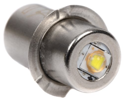 Nite Ize LED Upgrade Kit for C or D-Cell Lights 55 Lumens Shock Resistant 2-Pack