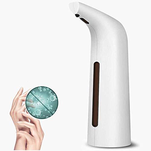 AONESY No Touch Seifenspender Seifenspender Automatisch 400ml Sensor Seifenspender IP67 Wasserdichter Seifenspender Sensor Lotionspender für Badezimmerküche Hotel